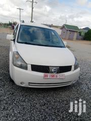 Nissan Quest 3.5 S Special Edition 2006 White | Cars for sale in Greater Accra, Ga South Municipal