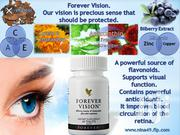 Forever Vision (The Secret of Healthy Eye) | Vitamins & Supplements for sale in Greater Accra, East Legon