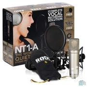 Rode NT1-A Large-diaphragm Condenser Microphon | Audio & Music Equipment for sale in Greater Accra, Teshie new Town