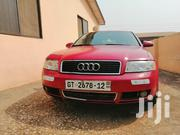 Audi A4 2005 1.8 T Quattro Tiptronic Red   Cars for sale in Greater Accra, Achimota