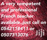 PROFESSIONAL FRENCH TEACHER | Classes & Courses for sale in Greater Accra, Ashaiman Municipal