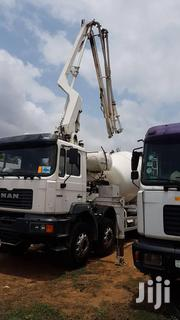 MAN DIESEL Concrete Mixer + Pump Forsale | Plumbing & Water Supply for sale in Greater Accra, Tema Metropolitan