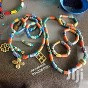 Ahyinie Pa (Bridal Accessories With Gold Coated Gyenyame Symbols ) | Jewelry for sale in Greater Accra, Achimota