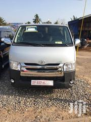 Toyota HiAce 2010 Silver | Buses & Microbuses for sale in Greater Accra, North Kaneshie