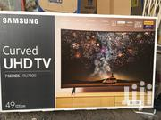 "Samsung 2019 Model 49"" Curved Smart 4K Uhd Series 7 Led Tv 