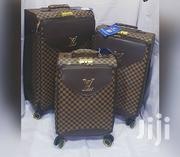 Newly Quality Luis Vuitton 3 Set Luggage Authentic LV Symbolized Seal | Bags for sale in Greater Accra, Kokomlemle