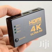 4kx2k HDMI 3in1 Out Switch Splitter TV Switcher Box Ultra HD | Accessories & Supplies for Electronics for sale in Greater Accra, Accra new Town