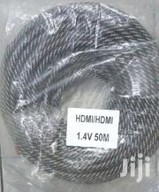 50M HDMI Cable With Booster 1.4V | TV & DVD Equipment for sale in Greater Accra, Achimota