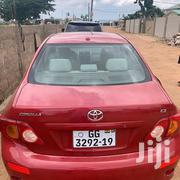 Toyota Corolla 2010 Red | Cars for sale in Brong Ahafo, Nkoranza North new