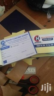 Carbonise Receipt Books | Books & Games for sale in Greater Accra, Kwashieman