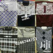 African Print Shirts for Men | Clothing for sale in Greater Accra, Dansoman
