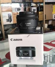 Canon 50mm Lens STM 1.8f | Accessories & Supplies for Electronics for sale in Ashanti, Kumasi Metropolitan