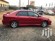 Toyota Corolla 2005 1.4 D-4D Automatic Red | Cars for sale in Volta Region, Kpando Municipal