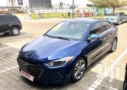 Hyundai Elantra 2017 Blue | Cars for sale in Greater Accra, East Legon