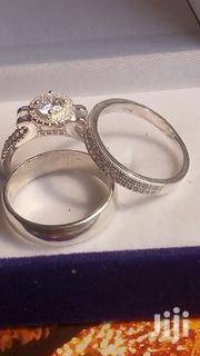 Luxurious 3 Set Sterling Silver Ring   Jewelry for sale in Greater Accra, Tema Metropolitan