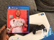 Playstation (PS4) 4 Slim 1TB + FIFA 20 | Video Game Consoles for sale in Greater Accra, Accra Metropolitan