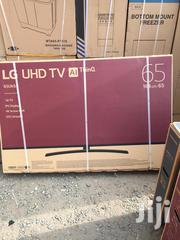 Original New LG 65(Inch) Satellite Smart 4K UHD Led Television+Remote | TV & DVD Equipment for sale in Greater Accra, Adabraka