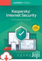 Kaspersky Internet Security 2020 1 Year (1PC, 2PC, 3PC) | Software for sale in Greater Accra, Roman Ridge