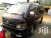 Toyota HiAce 2008 Black | Cars for sale in Greater Accra, Accra Metropolitan