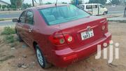Toyota Corolla 1.4 C 2005 Red   Cars for sale in Greater Accra, Ga South Municipal