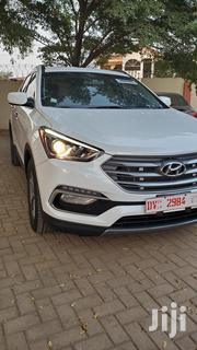 Hyundai Santa Fe 2017 White | Cars for sale in Greater Accra, Nungua East