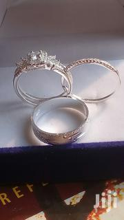3 Sets Classic Sterling Silver Rings for Wedding and Engagement. | Jewelry for sale in Greater Accra, Tema Metropolitan