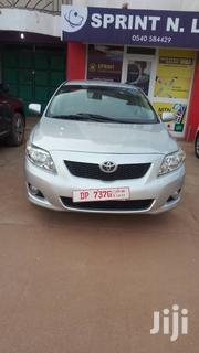 Toyota Corolla 2010 Silver | Cars for sale in Greater Accra, Adenta Municipal