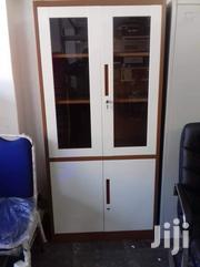 Metal Bookshelf and Storage Cabinet | Furniture for sale in Greater Accra, Kwashieman