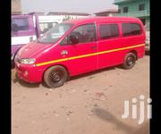 Hyundai H200 Red   Buses & Microbuses for sale in Greater Accra, Adenta Municipal