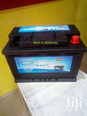 Winar  Batteries -15 Plates Winar Car Battery - Free Delivery - Cruze | Vehicle Parts & Accessories for sale in Greater Accra, Burma Camp