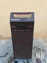Desktop Computer Lenovo ThinkCentre M720 4GB Intel Core i3 HDD 500GB | Laptops & Computers for sale in Greater Accra, Achimota