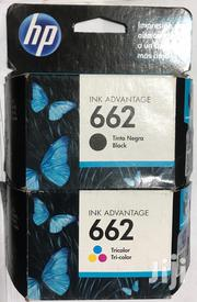 HP Inks 662 Black and Color | Computer Accessories  for sale in Greater Accra, Adabraka
