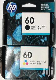 HP Inks 60 Black and Color | Computer Accessories  for sale in Greater Accra, Adabraka
