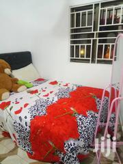 Quality Double Bed With Natress | Furniture for sale in Greater Accra, Achimota