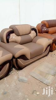 New Set of Leather Chair.💞💞 | Furniture for sale in Greater Accra, Agbogbloshie