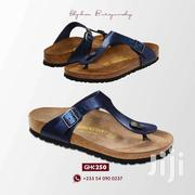 Birkenstock Gizeh Shiny Blue | Clothing for sale in Greater Accra, Accra Metropolitan