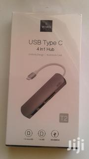 Original USB Type C 4 In 1 Hub Connector | Computer Accessories  for sale in Greater Accra, Ga East Municipal