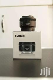 Canon Lens 50mm STM F1.8 | Cameras, Video Cameras & Accessories for sale in Ashanti, Kumasi Metropolitan