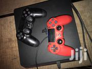 Ps4 Slime With 2 Controllers   Video Game Consoles for sale in Western Region, Shama Ahanta East Metropolitan