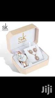 Rlegant Rose Gold Watch Set For Women | Watches for sale in Greater Accra, Ga South Municipal