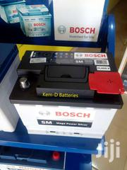 15 Plates Car Battery - Bosch - Free Delivery - Elantra | Vehicle Parts & Accessories for sale in Greater Accra, Ashaiman Municipal