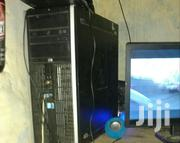 Desktop Computer HP Pavilion 24 2GB Intel Core 2 Duo SSD 160GB | Laptops & Computers for sale in Greater Accra, Odorkor