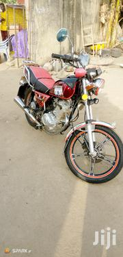Jincheng JC 125 B 2017 Red   Motorcycles & Scooters for sale in Central Region, Cape Coast Metropolitan