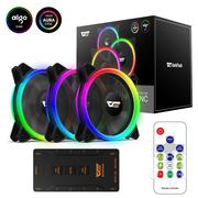 Double Ring RGB Fans | Computer Accessories  for sale in Greater Accra, Tema Metropolitan