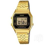 Casio Digital Dial Stainless Steel Band Watch | Watches for sale in Greater Accra, Darkuman