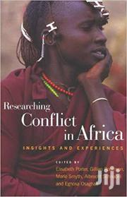 Researching Conflict In Africa | CDs & DVDs for sale in Greater Accra, East Legon