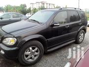 Mercedes-Benz M Class 2005 Black | Cars for sale in Eastern Region, New-Juaben Municipal