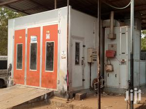 Working Spray Oven / Workshop For Sale