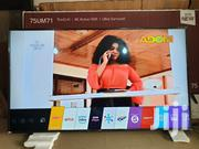 "2019/Lg 75""Uhd/Hdr 4K Smart Satellite TV 