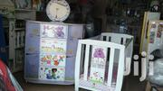 Baby Bed And Storage | Children's Furniture for sale in Greater Accra, Agbogbloshie
